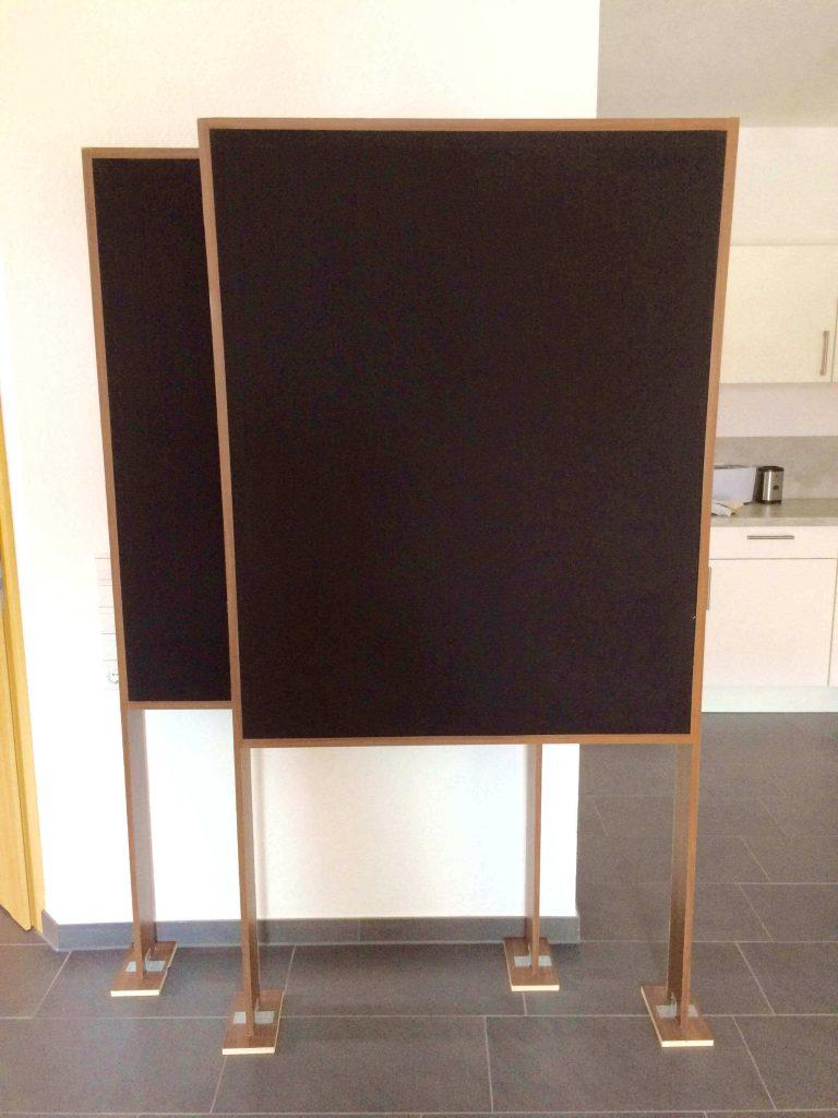 akustische stellwände selbst bauen - gesangskabine bauen - diy anleitung