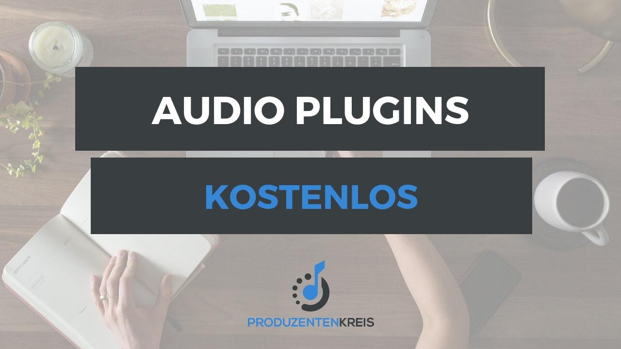 Kostenlose Audio Plugins herunterladen - AAX, AU, VST - Pro Tools, FL Studio, Logic, Ableton Live - Andi Herzog