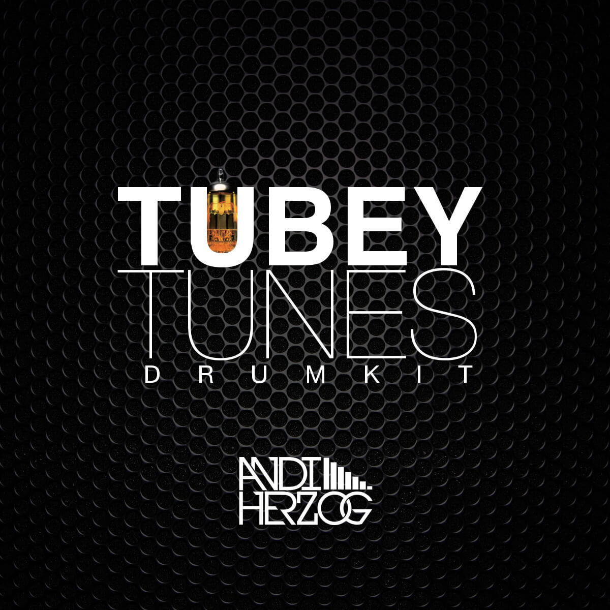 Tubey Tunes Cover - Drumkit - Tubes - Saturation - Warm - Hip-Hop